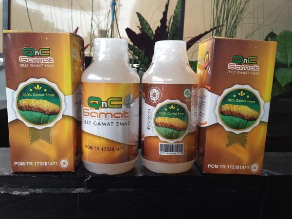 Obat Radang Usus Buntu Kronis Herbal QnC Jelly Gamat